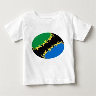 Tanzania Gnarly Flag T-Shirt