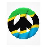 Tanzania Membrete A Diseño