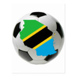 Tanzania national team postcards