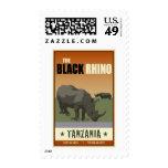 Tanzania Postage Stamp