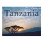 Tanzania Postales
