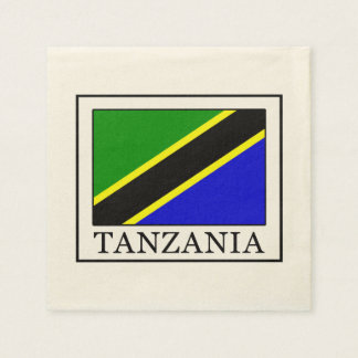 Tanzania Servilletas De Papel