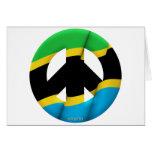 Tanzania Tarjeta