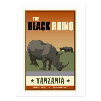 Tanzania Tarjetas Postales
