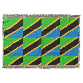 Tanzania Throw