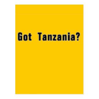 """""""Tanzania"""" (Zanzibar Island ) T-Shirt and etc Postcard"""