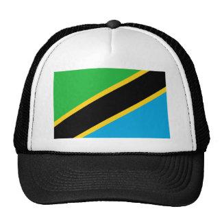 Tanzanian Flag Trucker Hat