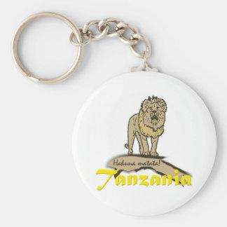 Tanzanian Goodies Keychain