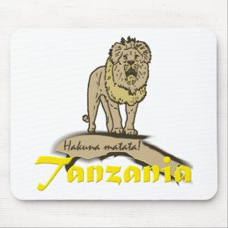 Tanzanian Goodies Mouse Pad