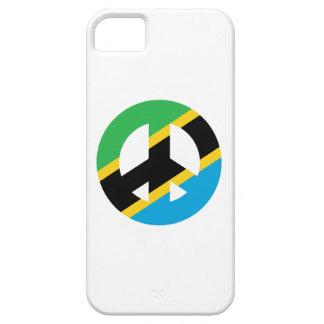 Tanzanian Peace Symbol iPhone SE/5/5s Case