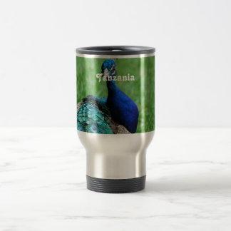 Tanzanian Peacock Coffee Mug