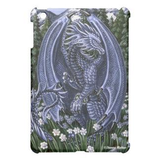 Tanzanite Dragon iPad Case