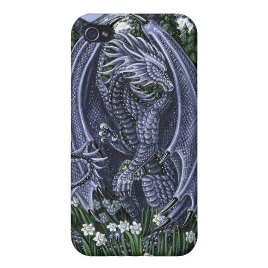 Tanzanite Dragon iPhone4 Case