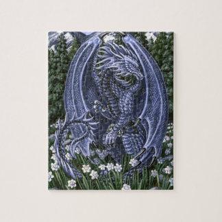Tanzanite Dragon Puzzle