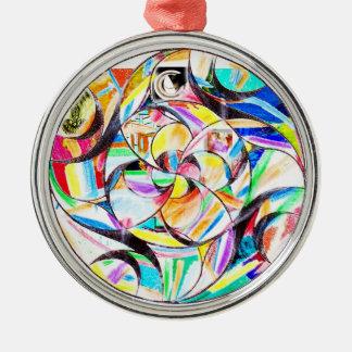 Tao Ch'i Metal Ornament