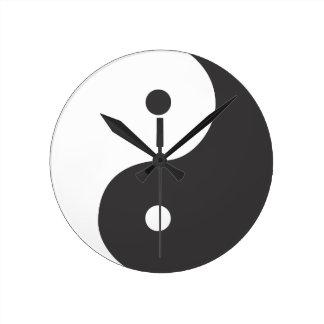 Tao Round Wallclocks