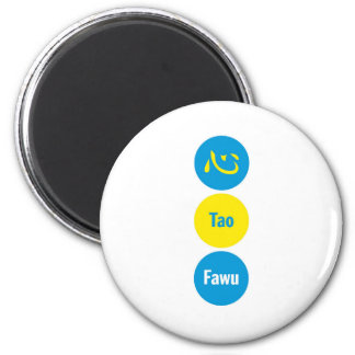tao fawu round magnet