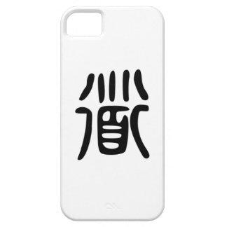 Tao Funda Para iPhone 5 Barely There