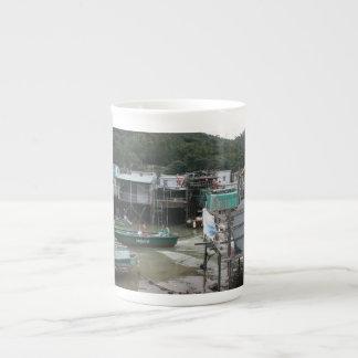 Tao O, isla de Lantau, Hong Kong Tazas De Porcelana