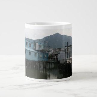 Tao O, isla de Lantau, Hong Kong Taza Jumbo