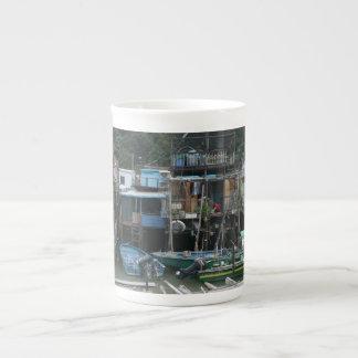 Tao O, isla de Lantau, Hong Kong Taza De Porcelana