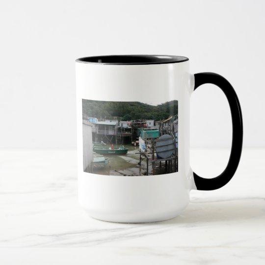 Tao O, Lantau Island, Hong Kong Mug