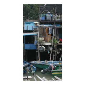 Tao O, Lantau Island, Hong Kong Photo Greeting Card