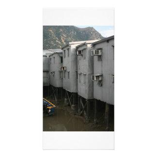 Tao O, Lantau Island, Hong Kong Photo Card Template