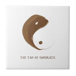tao of chocolate ceramic tile