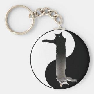 Tao of Longcat Keychain