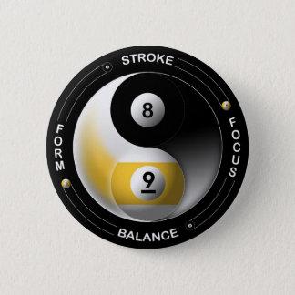 Tao of Pool Pinback Button