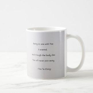 Tao Te Ching No.1/ Mug