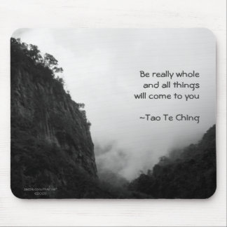 Tao Te Ching No.2/ Mousepad No.2