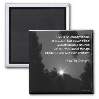 Tao Te Ching No.3/ Magnet