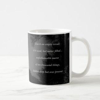 Tao Te Ching No.3 /Mug Classic White Coffee Mug