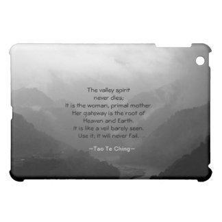 Tao Te Ching No.6 Cover For The iPad Mini