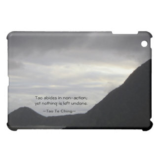 Tao Te Ching No.7 iPad Mini Cases