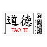 Tao Te Stamps