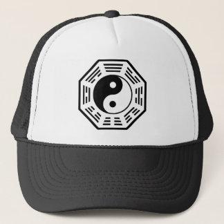 TAO - YIN AND YANG -TAOISM/LAO TZU/ EASTERN MYSTIC TRUCKER HAT