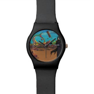 TAOFEWA   Achan Terror Wrist Watch