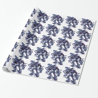 TAOFEWA - Mysterious Mummy Wrapping Paper