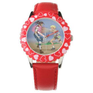 TAOFEWA   Peony Speed Attack Wrist Watch
