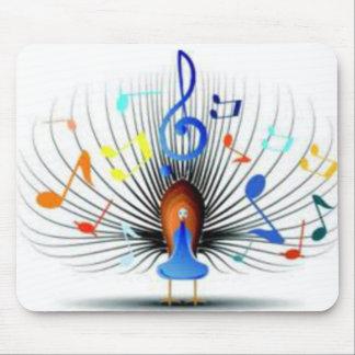 Taois de ratón música tapete de ratones