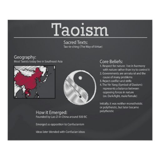 taoism belifes and values essay Chinese beliefs in premodern china,  their moral norms are largely from confucianism, and their spiritual techniques from taoism and buddhism falun.