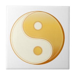Taoism Symbol Ceramic Tile