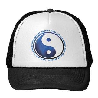 Taoism Ying Yang Mesh Hat