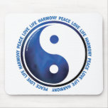Taoism Ying Yang Tapete De Raton