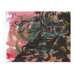 Taoist Temple Postcards