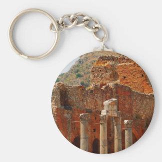 Taormina 10 keychain