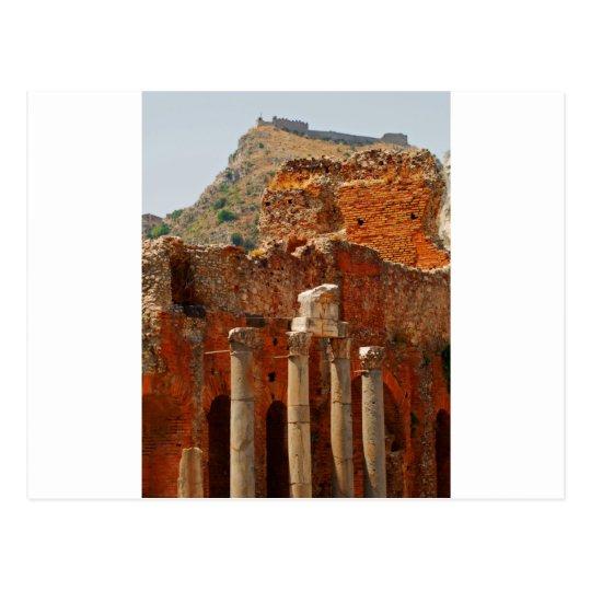 Taormina 10 postcard